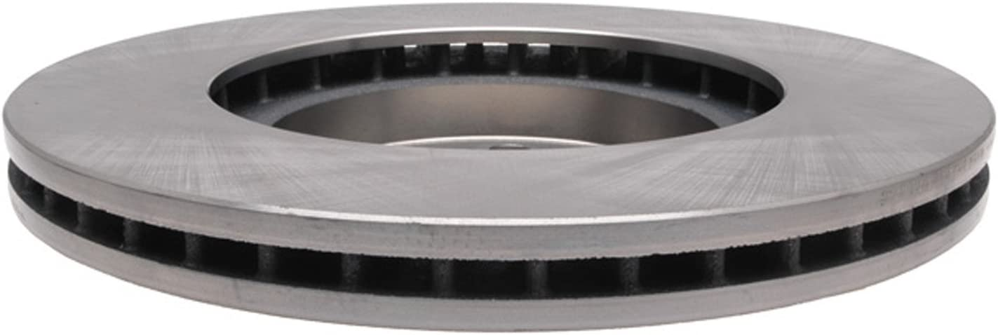 ACDelco 18A2317A Advantage Non-Coated Front Disc Brake Rotor