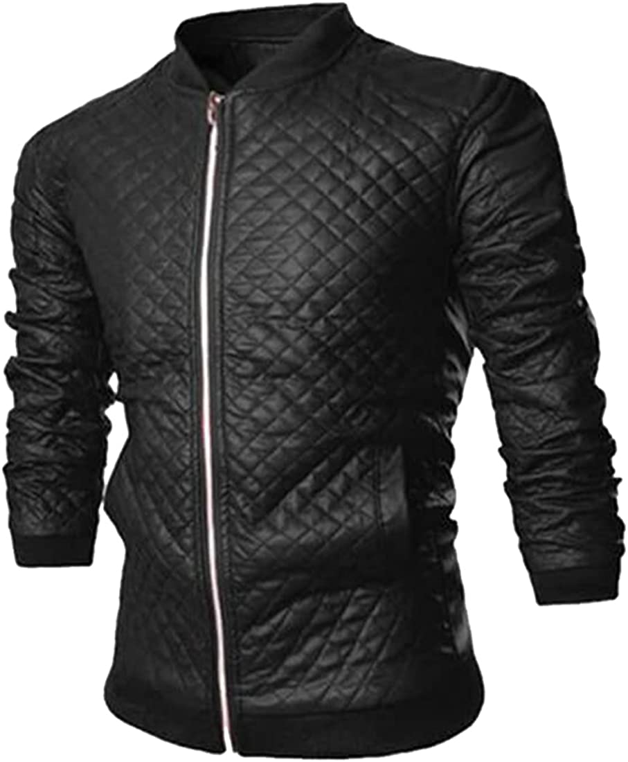 Escelar Mens Genuine Leather Jacket EX23