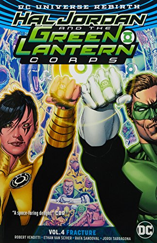 Search : Hal Jordan and the Green Lantern Corps Vol. 4: Fracture (Rebirth)