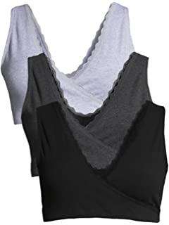 264fe0ba64962 Lamaze Maternity Women's Soft Sleep Bra: Amazon.com.au: Fashion