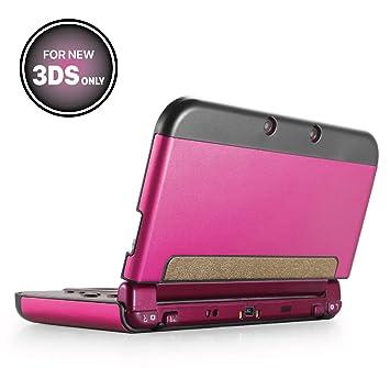 TNP Products 3Ds - Carcasa rígida de plástico y aluminio ...