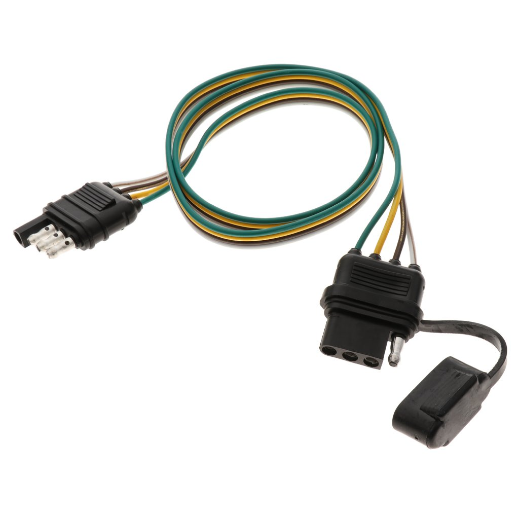4 Pin Rv Wire Harness Spark Plug Usb Cable Magideal 82cm Trailer Light Wiring Line On