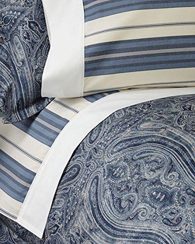 (Ralph Lauren Allister Collection Hagan Striped King Pillowcases)