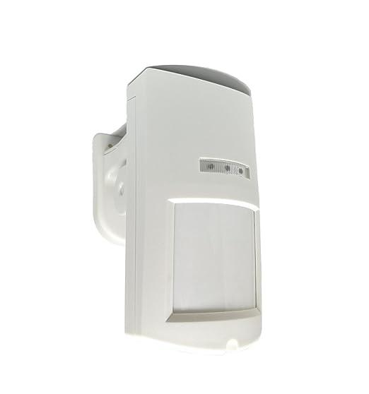 Detector volumétrico exterior inalámbrico y independiente: Amazon.es: Bricolaje y herramientas