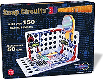 Snap Circuits 3D Illumination Discovery Kit