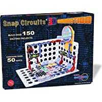 Snap Circuits 3D Illumination Electronics Discovery Kit