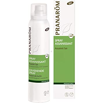 Amazon.com: Pranarom Spray 150 ml – Purify The Atmosphere ...