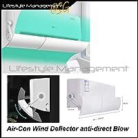 Aircon Air Con Air-Con Wind Deflector Anti Direct Blow