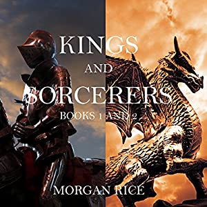 Kings and Sorcerers Bundle (Books 1 and 2) Audiobook
