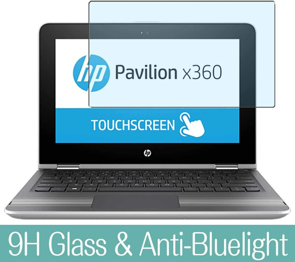 Synvy Anti Blue Light Tempered Glass Screen Protector for HP Pavilion x360 m1-u000 / u001dx 11.6