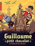 """Afficher """"Guillaume, petit chevalier n° 8 Le trésor de la basilique"""""""