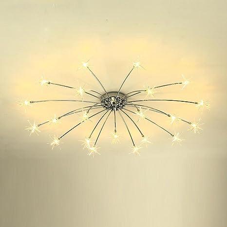 21 Meteoros Diseño Lámpara de Techo Moderno LED Niños ...