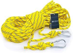 Cuerdas de escalada HAIZHEN 10mm Aire Libre, Trenza de ...