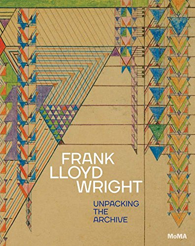 Books : Frank Lloyd Wright: Unpacking the Archive