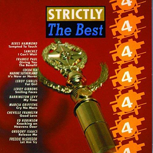 I Can't Wait (Best Of Sanchez Reggae)