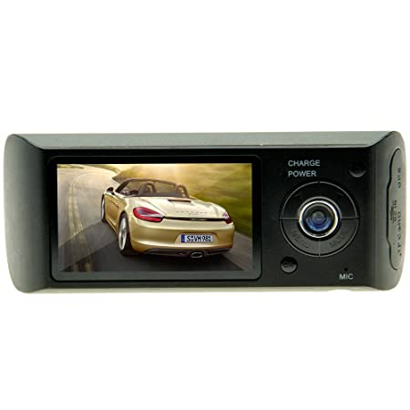Review Double Camera Vehicle Camcorder