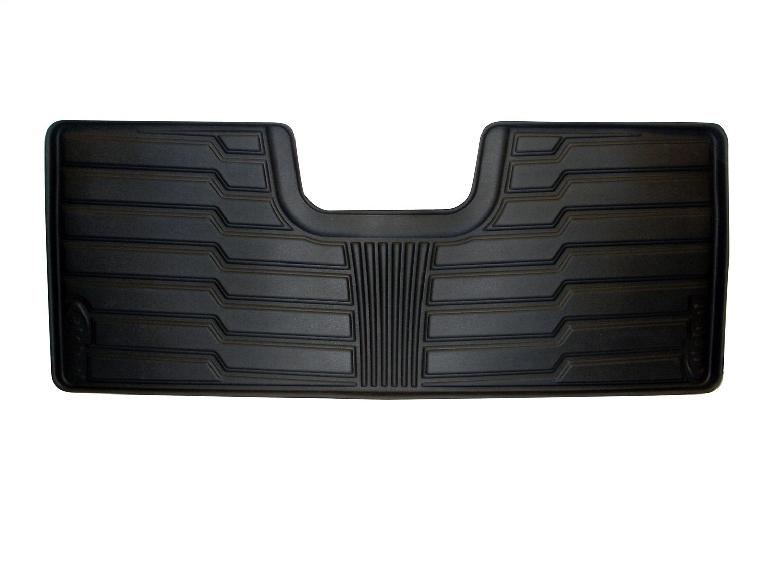 Lund 383117-B Catch-It Vinyl Black Rear Seat Floor Mat