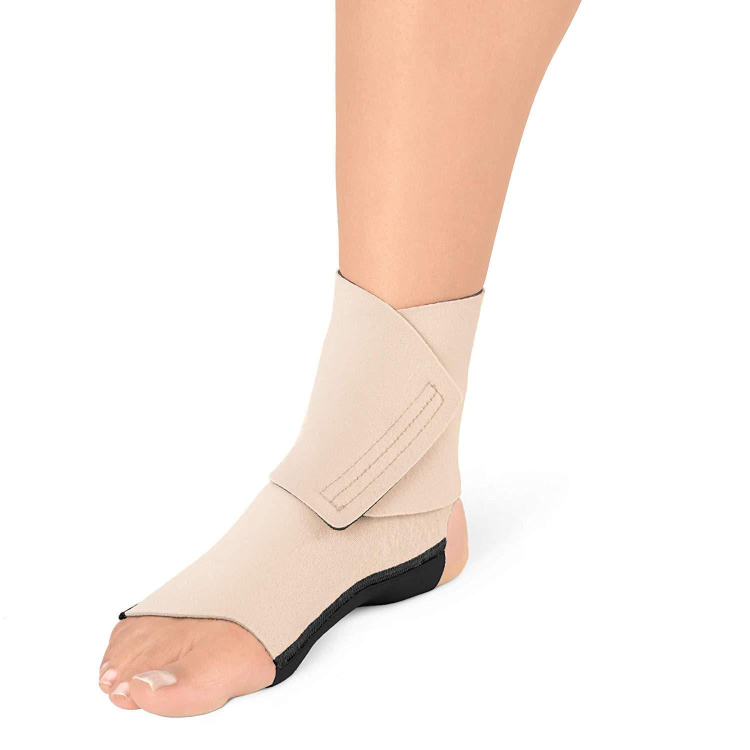 ReadyWrap, Beige Foot SL Sleeve/Wrap, Regular Length (Small-Right) by LOHMANN