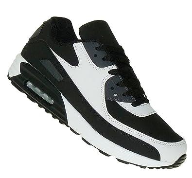 Art 837 Neon Turnschuhe Schuhe Sneaker Sportschuhe Luftpolstersohle Herren