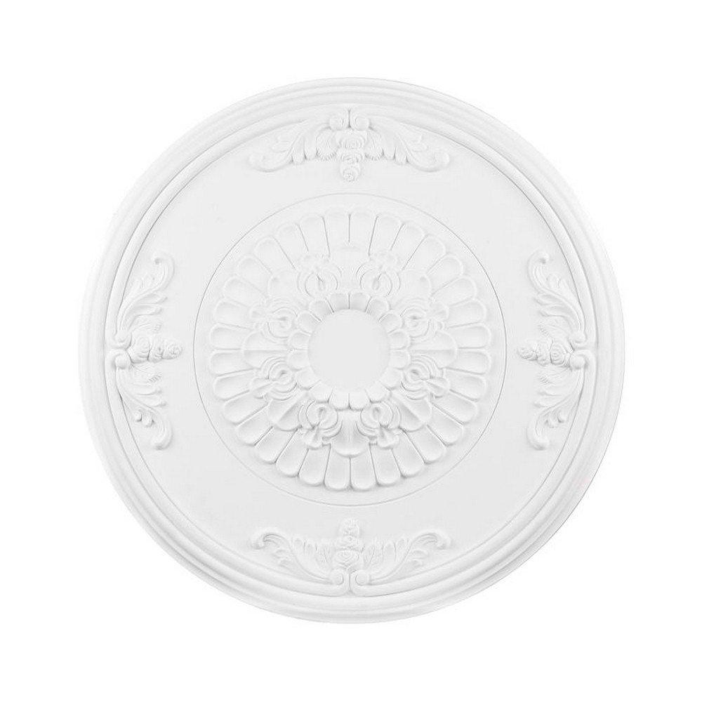 Elk Lighting M1023WH Decorative-Ceiling-Medallions, White