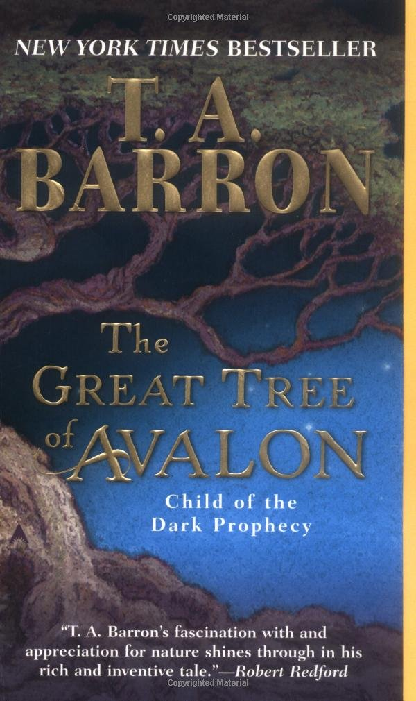 Read Online The Great Tree of Avalon 1: Child of the Dark Prophecy PDF