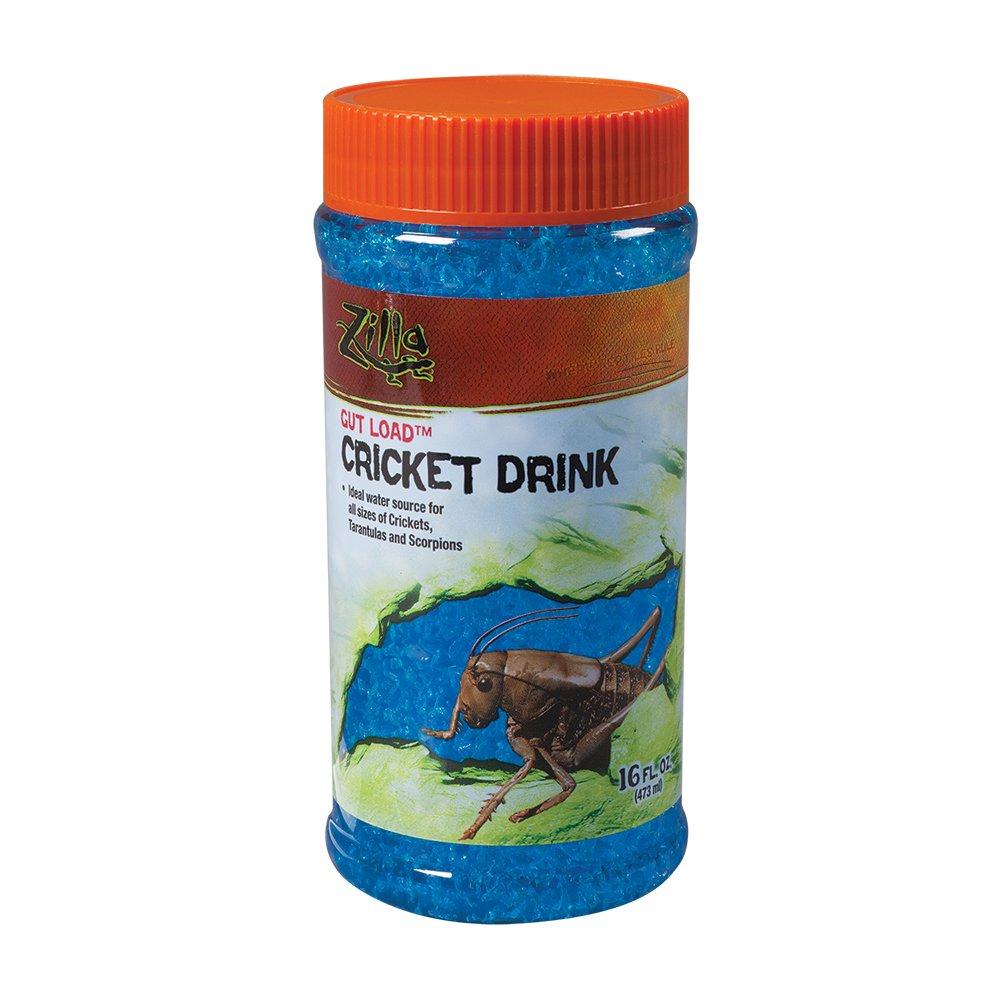 Zilla 11624 Gut Load Cricket Drink, 16-OunceBottle 16-OunceBottle 100111624