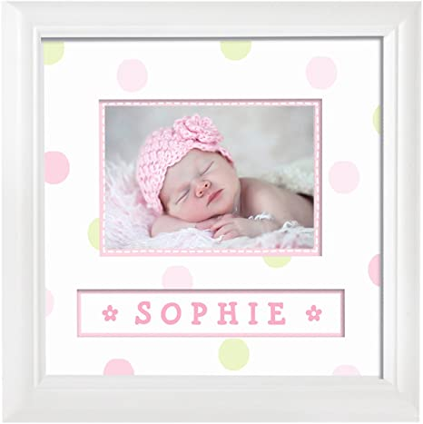 Amazon.in: Buy Pearhead Personalized Name Frame - Girl Online at ...