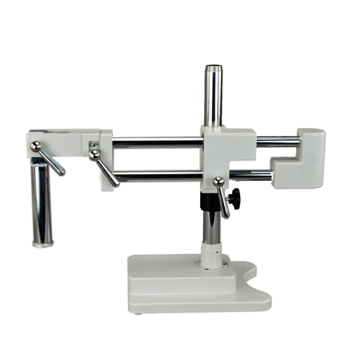 OMAX Dual-bar Boom Stand for Stereo Microscopes A602P by OMAX