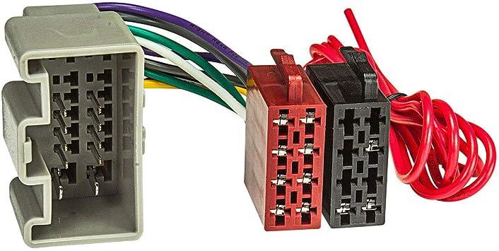 Tomzz Audio 7015 004 Radio Adapter Kabel Passend Für Elektronik