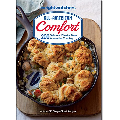 All American Comfort Food Cookbook Just Released August 2014 Weight Watchers 200 Recipes From All Around the Country Brand New pdf