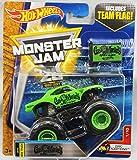 Hot Wheels Monster Jam 1:64 Gas Monkey Garage with Team Flag GMG tv show 2017