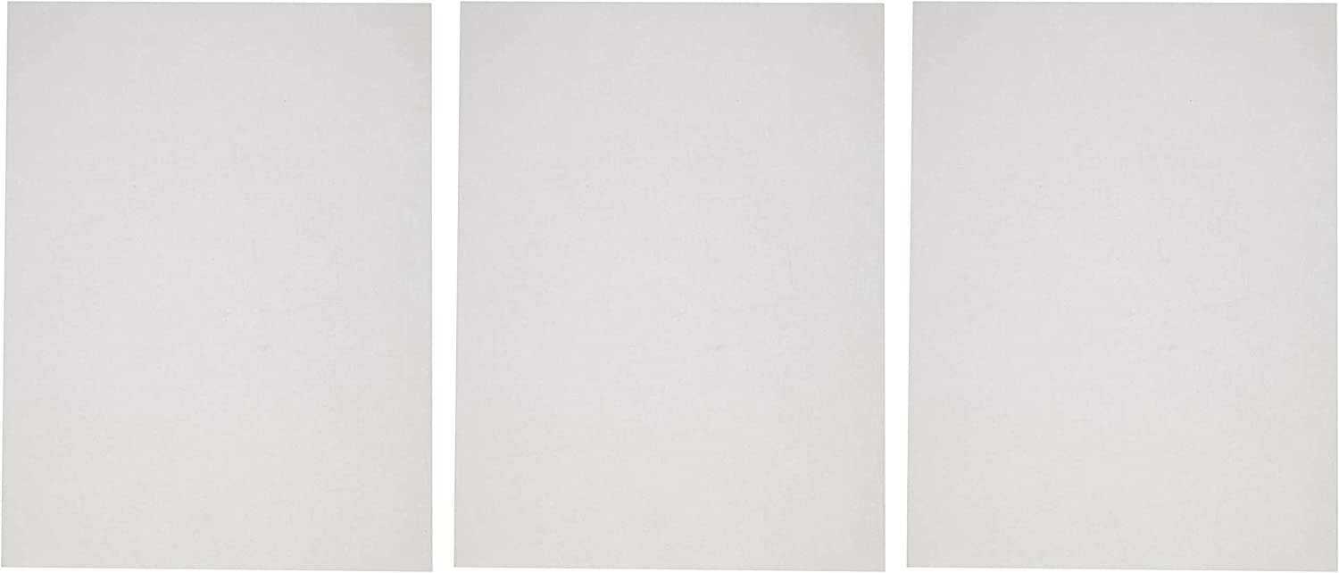 2 Sets Extra-White 9 x 12 Inches Pack of 500-053925 Sax Sulphite Drawing Paper 50 lb