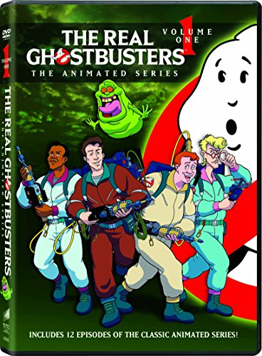 Real Ghostbusters, the - Volume 01 -