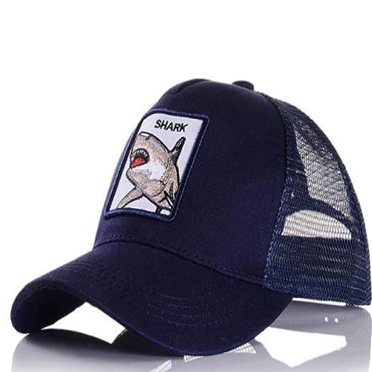 woyaochudan Gorra de béisbol con Forma de Gallo Oso Animal Bordado ...