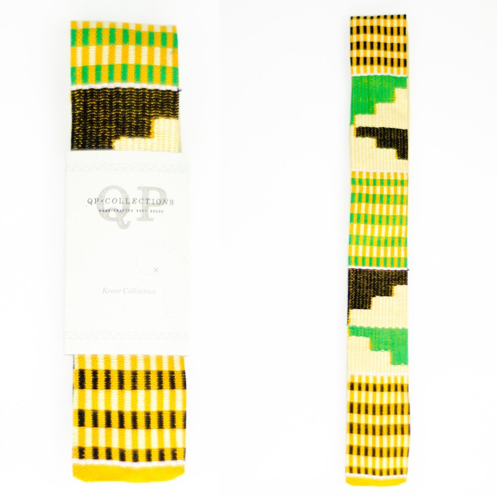 Kente Project: Kweku Necktie