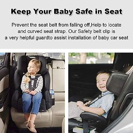 Amazon.com: YBB 2 Pcs Upgraded Car Seat Chest Harness Clip ...