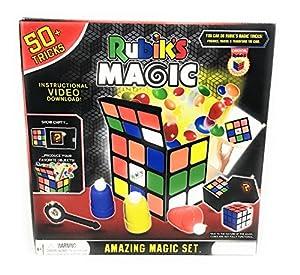 Rubik's Magic Amazing Magic Set 50+ Tricks