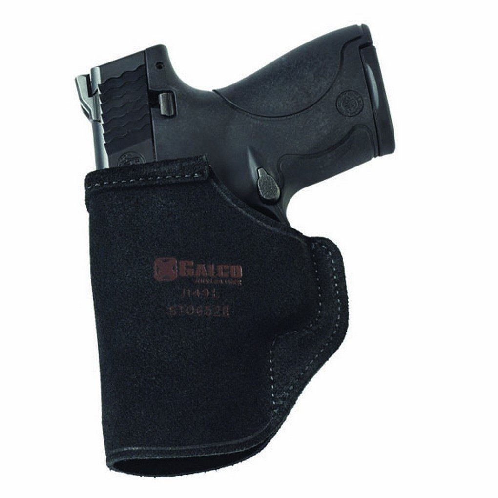 GALCO Stow-N-Go Ppk/S Rh Black Gun Stock Accessories by Galco (Image #2)