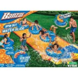 Banzai Spin Out Water Slide Fun Spinning Action on Tube Disk Hours of fun!