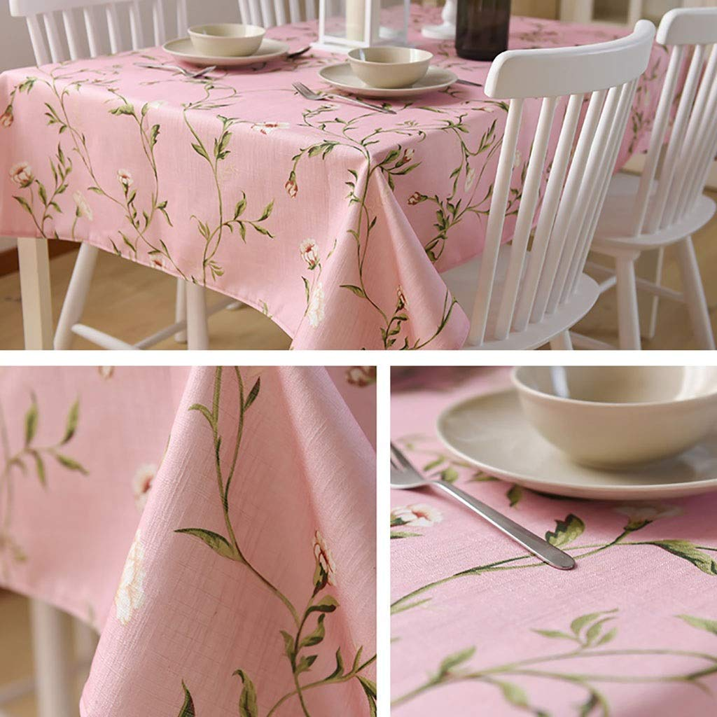 Jffffwi Nappe Carree Nappe Table Basse Couleur B Taille 140