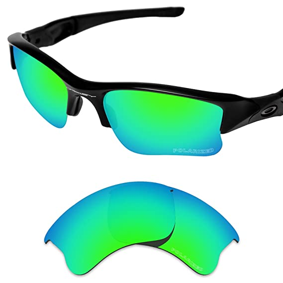 f41e1c2e84 Tintart Tintart Performance Replacement Lenses for Oakley Flak Jacket XLJ  Polarized Etched  Amazon.in  Clothing   Accessories