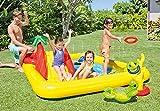 "Intex Ocean Inflatable Play Center, 100"" X 77"" X"