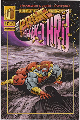 Ultraverse: Prime #7 (Volume 1)