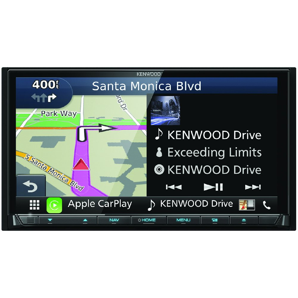 Download Drivers: KENWOOD DNX4250DAB Multimedia Receiver