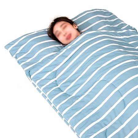 Saco de Dormir: Saco de Dormir de algodón/algodón Lavado, Descanso ...