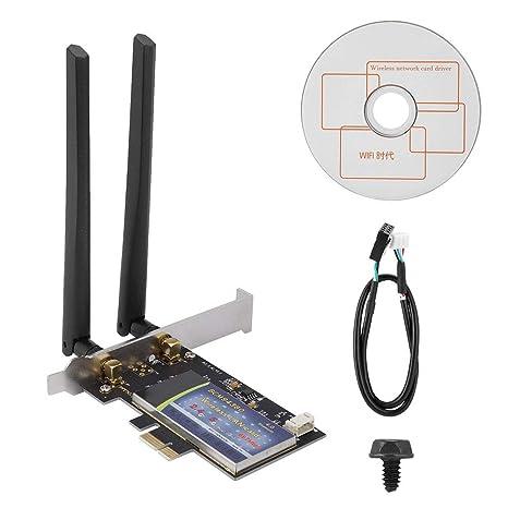 Wendry Tarjeta Gigabit Ethernet, Tarjeta de Red inalámbrica ...
