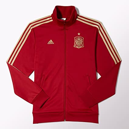 2d4f2c18d40 Amazon.com   Men s adidas Spain World Cup Track Top   Sports   Outdoors