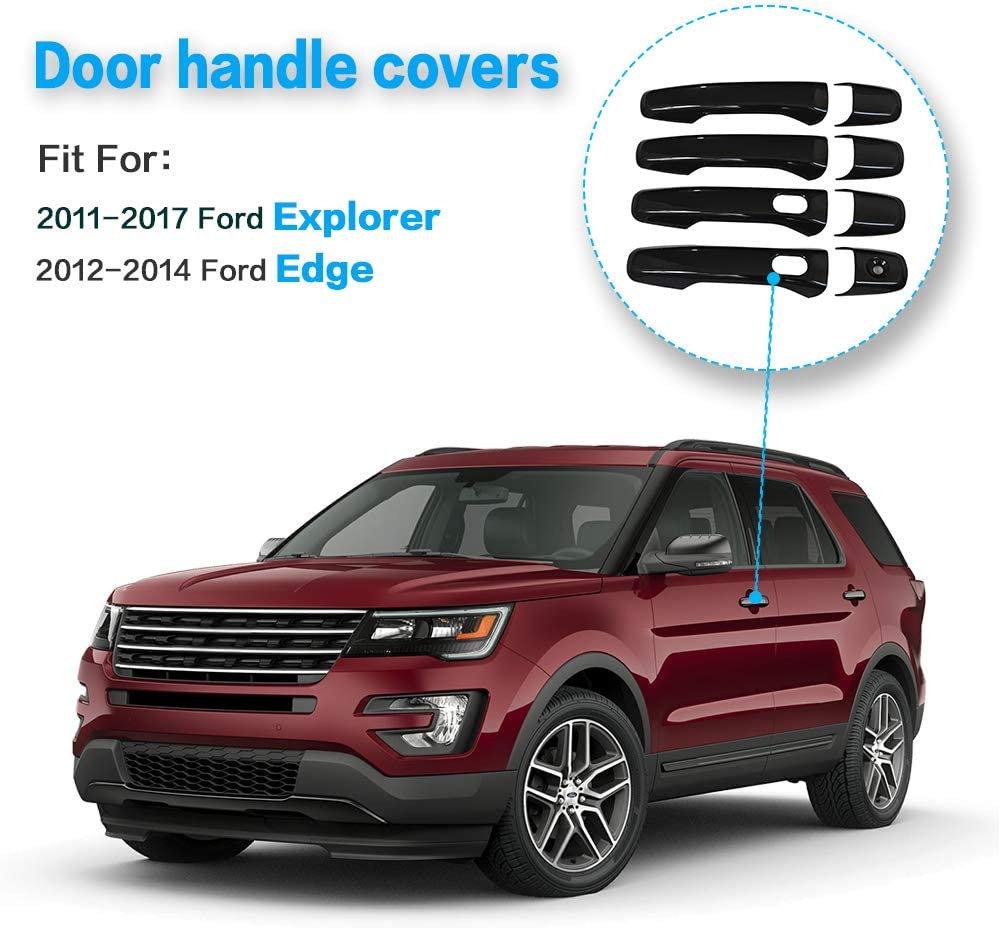 Amazon.com: YOUNGERCAR Door Handle Covers for 8-8 Ford