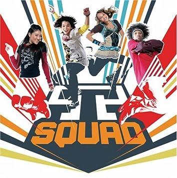 amazon t squad t squad 外国のうた 音楽