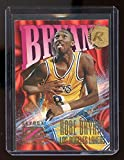 1996-97 Z-Force #142 Kobe Bryant Lakers Rookie Card- Near Mint Condition Ships in a New Holder